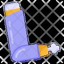 Asthma Pump Inhaler Asthma Inhaler Icon