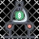 Inheritance Law Vector Icon