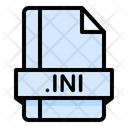 Ini File File Extension Icon