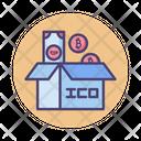 Mico Ico Bitcoin Icon
