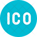Initial Coin Offering Icon