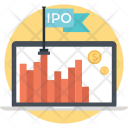 Initial public  offering Icon