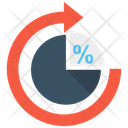 Initializing Reload Graph Percentage Graph Icon