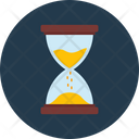 Initializing Process Hourglass Icon