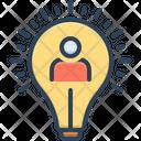 Initiative Impulsion Self Motivation Icon