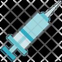 Dentist Injection Syringe Icon