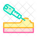 Insulin Injection Diabetes Icon