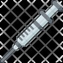 Injection Syringe Drugs Icon