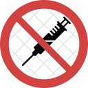 Injection Stop Allowed Icon