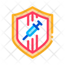 Injection Protection Icon