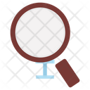 Injection With Hourglass Injection Magnifier Icon