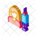 Cosmetology Injection Medicine Icon