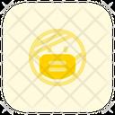 Injured Emoji With Face Mask Emoji Icon