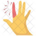 Injured Finger Icon