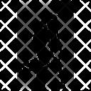 Injured Man Icon