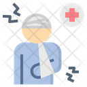 Injury Disable Hurt Icon
