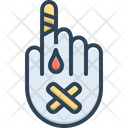 Injury Harm Damage Icon