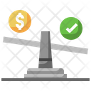 Injustice Unfair Balance Icon