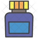 Ink Stationary Pen Icon