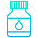 Ink Bottle Ink Pot Stationary Tool Icon