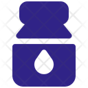 Ink Bottle Paint Icon