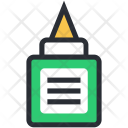 Ink Bottle Container Icon