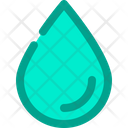 Ink Drop Blood Icon