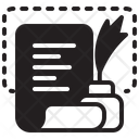 Ink Feather Write Icon