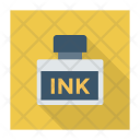 Ink Inkpot Inkbottle Icon