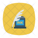 Ink Office Writing Icon