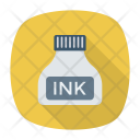 Ink Write Inkpot Icon