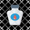 Ink Bottle Liquid Icon