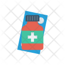 Ink Pot Bottle Icon