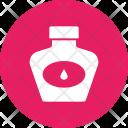 Ink Bottle Write Icon