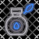 Ink Bottle Creative Icon
