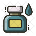 Ink Bottle Tint Icon