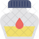 Ink Bottle Jar Icon