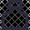 Ink Jar Pot Icon