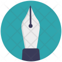 Pen Ink Writing Icon
