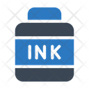 Ink Pot Drawing Icon