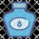 Bottle Write Stationery Icon