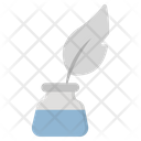 Ink Pot Ink Write Icon
