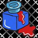 Ink Ink Bottle Inkpot Icon