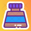 Inkpot Ink Container Pen Ink Icon