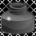 Ink Bottle Inkpot Ink Icon