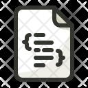 Inline Css Stylesheet Icon
