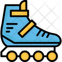 Inline Skates Roller Skates Skate Shoes Icon