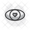 Valentine Heart Love Icon