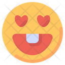 Inlove Love Emoji Icon