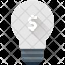 Innovation Creative Bulb Icon